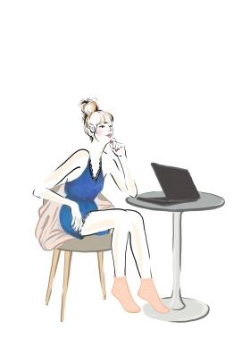 indy art work digital art paris france illustration passionata lingerie drawing digitalpaint indy_artwork artwork sketch skechbook